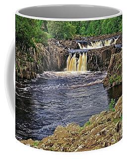 Low Force Waterfall, Teesdale, North Pennines Coffee Mug