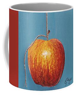 Low Hanging Apple Coffee Mug