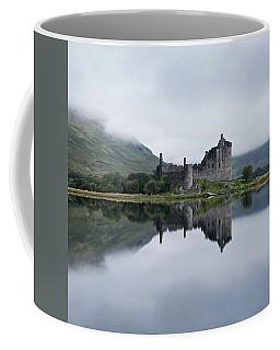 Low Mist At Kilchurn Coffee Mug