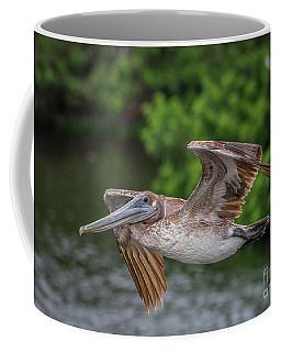 Low Pass Pelican #1 Coffee Mug