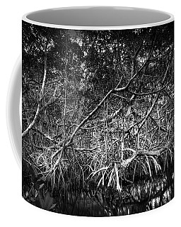 Low Tide Bw Coffee Mug