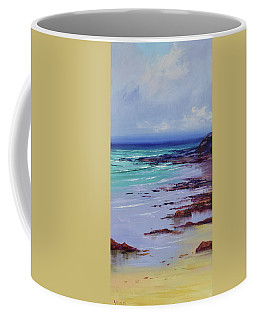 Low Tide Colors Coffee Mug