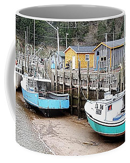 Low Tide In St. Martins Coffee Mug
