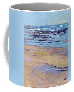 Low Tide / Crystal Cove Coffee Mug
