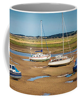 Coffee Mug featuring the photograph Low Tide by Nick Bywater