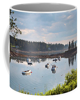 Low Tide, Port Clyde, Maine #8507 Coffee Mug