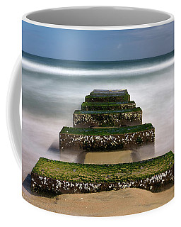 Low Tide Reveal Coffee Mug