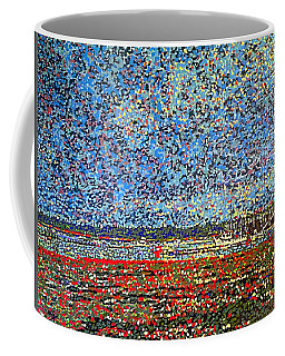 Low Tide - St. Andrews Wharf Coffee Mug