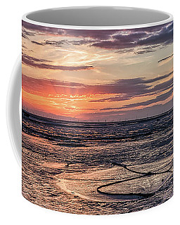 Low Tide, Thurstaston Coffee Mug