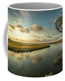 Pitt Street Bridge Creek Sunrise Coffee Mug
