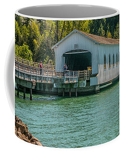 Lowell Covered Bridge Coffee Mug