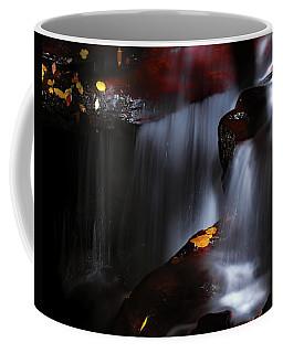 Lower Amicalola Falls Coffee Mug by Elijah Knight