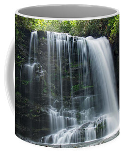 Lower Bearwallow Falls Coffee Mug