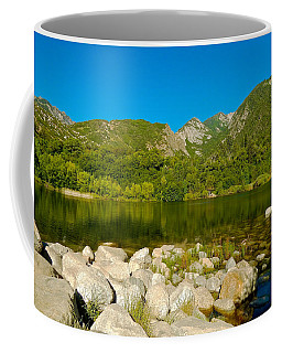 Lower Bells Canyon Reservoir Coffee Mug