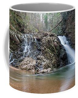 Lower Brasstown Falls Coffee Mug
