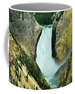 Lower Falls No Border Or Caption Coffee Mug