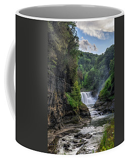Lower Falls - Summer Coffee Mug