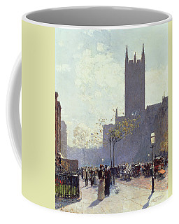 Victorian Architecture Coffee Mugs