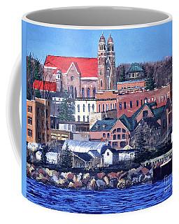 Lower Harbor-marquette Michigan Coffee Mug