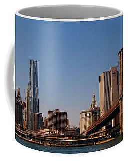 Lower Manhattan Nyc Coffee Mug