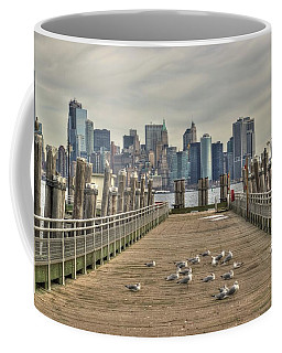 Lower Manhattan Coffee Mug