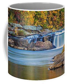Lower Ohiopyle Falls Coffee Mug
