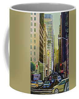 Lower Pine Street Coffee Mug