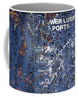 Lube Port Coffee Mug