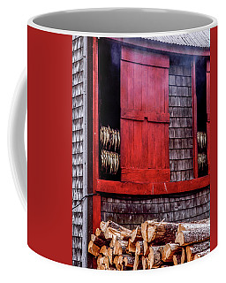 Lubec Smokehouse Coffee Mug