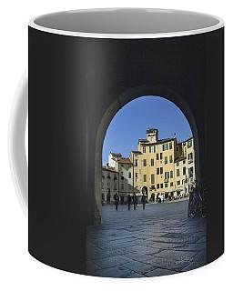 Lucca Piazza Coffee Mug