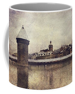 Lucerna, Kapellbrucke Coffee Mug