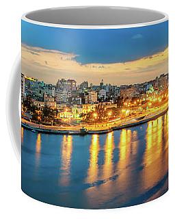 Luces De Ciudad, La Habana, Cuba Coffee Mug