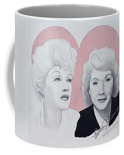 Lucille And Vivian Coffee Mug