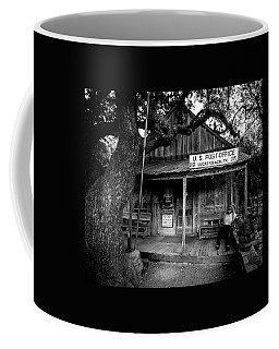 Luckenbach Texas Coffee Mug