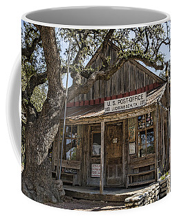 Luckenbach Tx General Store Coffee Mug