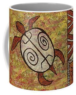 Lucky Honu Coffee Mug by Darice Machel McGuire