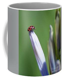 Lucky Ladybug Coffee Mug
