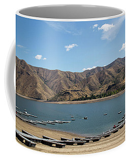 Lucky Peak, Idaho Coffee Mug