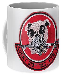 Lucky Puppy Coffee Mug