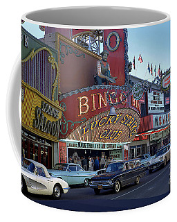 Lucky Strike Club, Las Vegas Coffee Mug