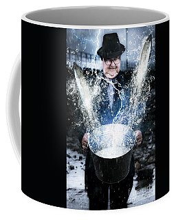 Coffee Mug featuring the photograph Lucky Strike by Jorgo Photography - Wall Art Gallery