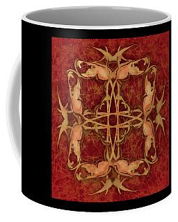 Lucky Zen Fly Bi Coffee Mug