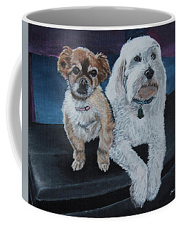 Lucy And Colby Coffee Mug
