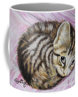 Lucy Girl Coffee Mug