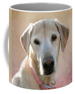 Lucy In Pink Coffee Mug
