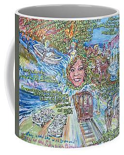Lucy In The Sky With Diamonds Coffee Mug