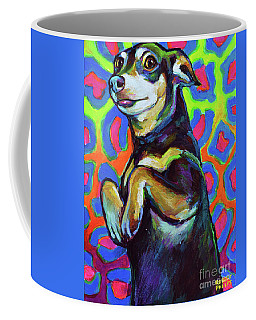 Lucy Coffee Mug by Robert Phelps