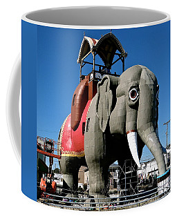 Lucy The Elephant Coffee Mug