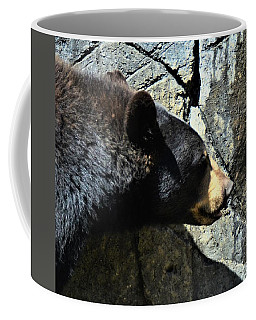 Lumbering Bear Coffee Mug
