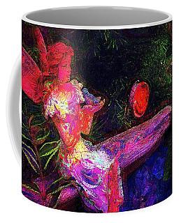 Luminescent Night Fairy Coffee Mug